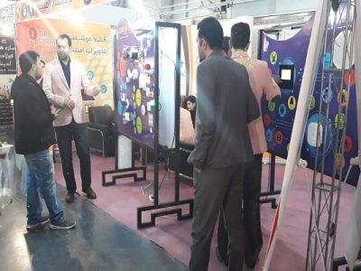 حضور مسترگارد در دوازدهمین نمایشگاه تخصصی صنعت ساختمان قزوین...
